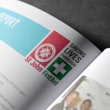 St John Annual Report