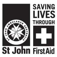 St-John-Fist-Aid-combined-Logo-Square-cmyk-ol-bw
