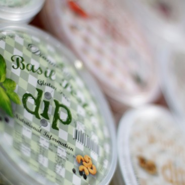 Dianne's Dips – Food Packaging