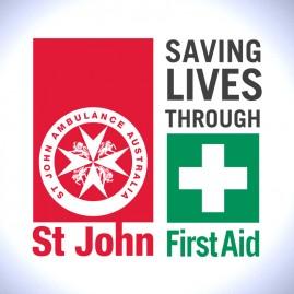 St John Combined Logo