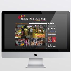 Sydney Road Brunswick Traders Association Website