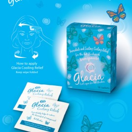 Glacia Branding