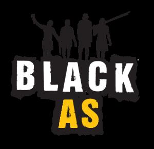 Black As Logo Design by larkscapes