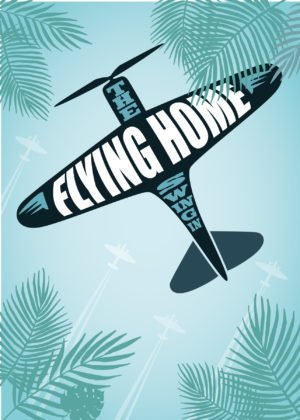 flying home logo