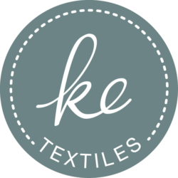Ke Textiles Logo - Design by larkscapes