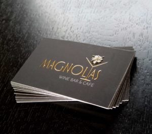 Magnolia Business Card